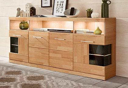 sideboard breite 180 cm online kaufen. Black Bedroom Furniture Sets. Home Design Ideas