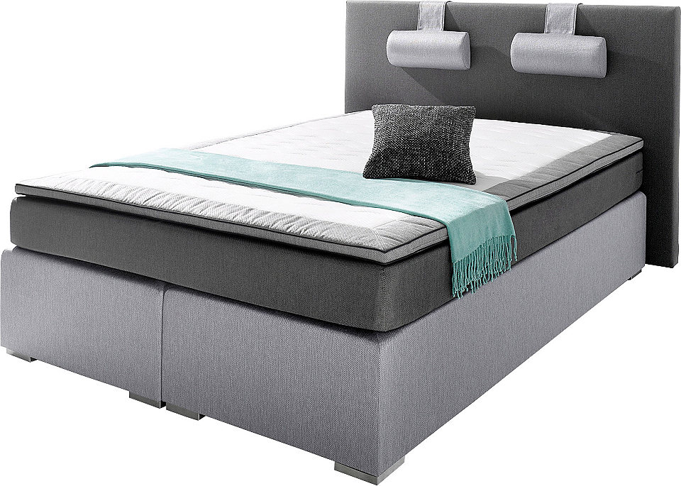 boxspringbett atlantic home collection online kaufen. Black Bedroom Furniture Sets. Home Design Ideas