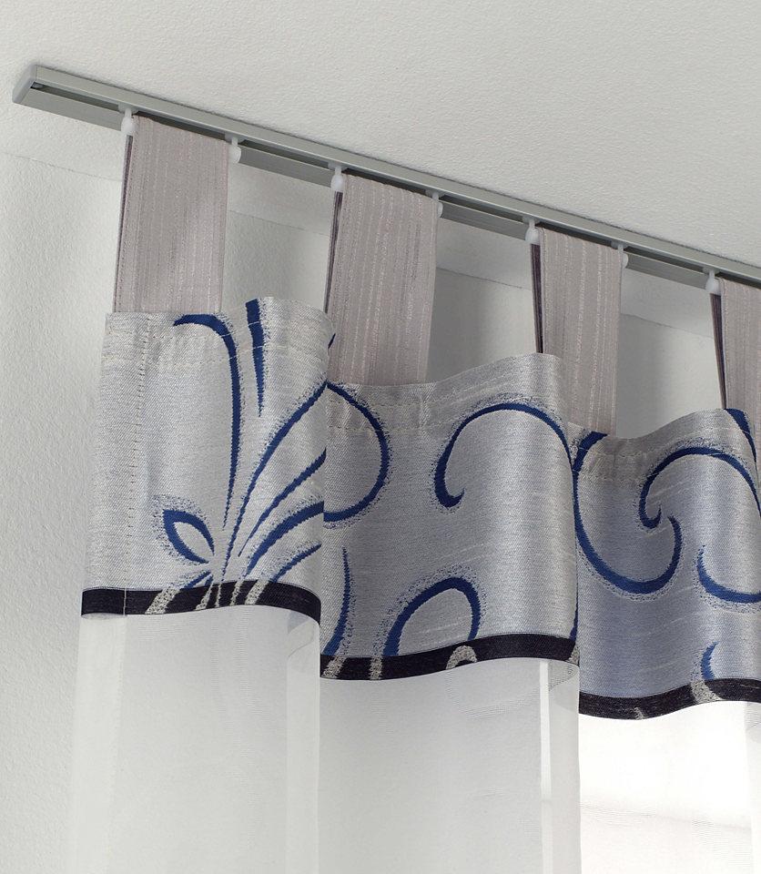 gardinenschiene gardinia aluminium 1 3 l ufig schienensystem im fixma online kaufen. Black Bedroom Furniture Sets. Home Design Ideas