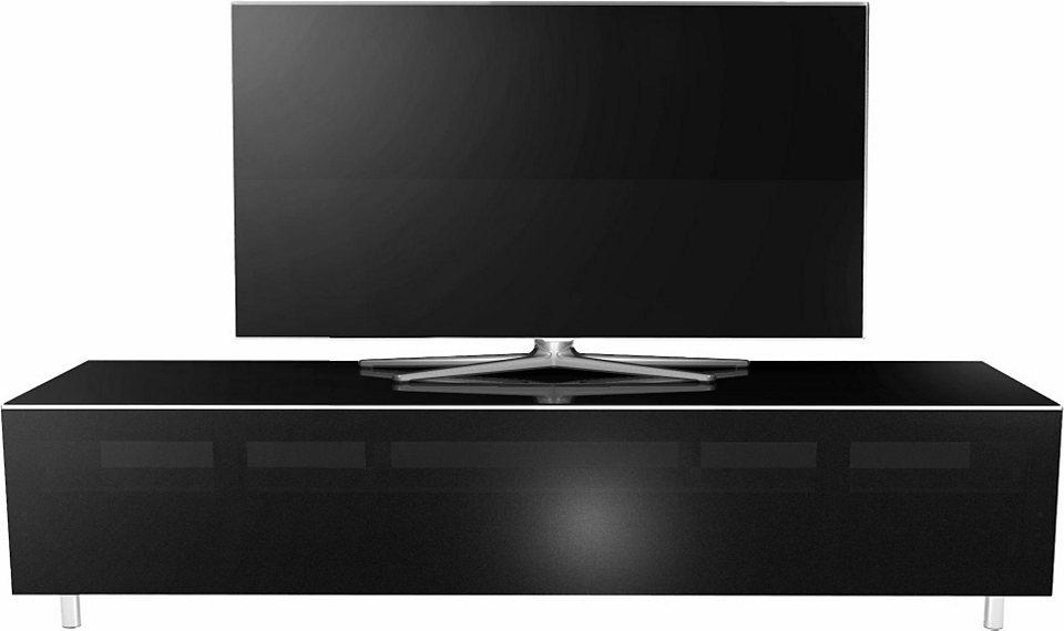 justracks TVLowboard »JRL1651S« mit stoffbespannter Klappe, Breite 165 cm o -> Tv Lowboard Stoffbespannung