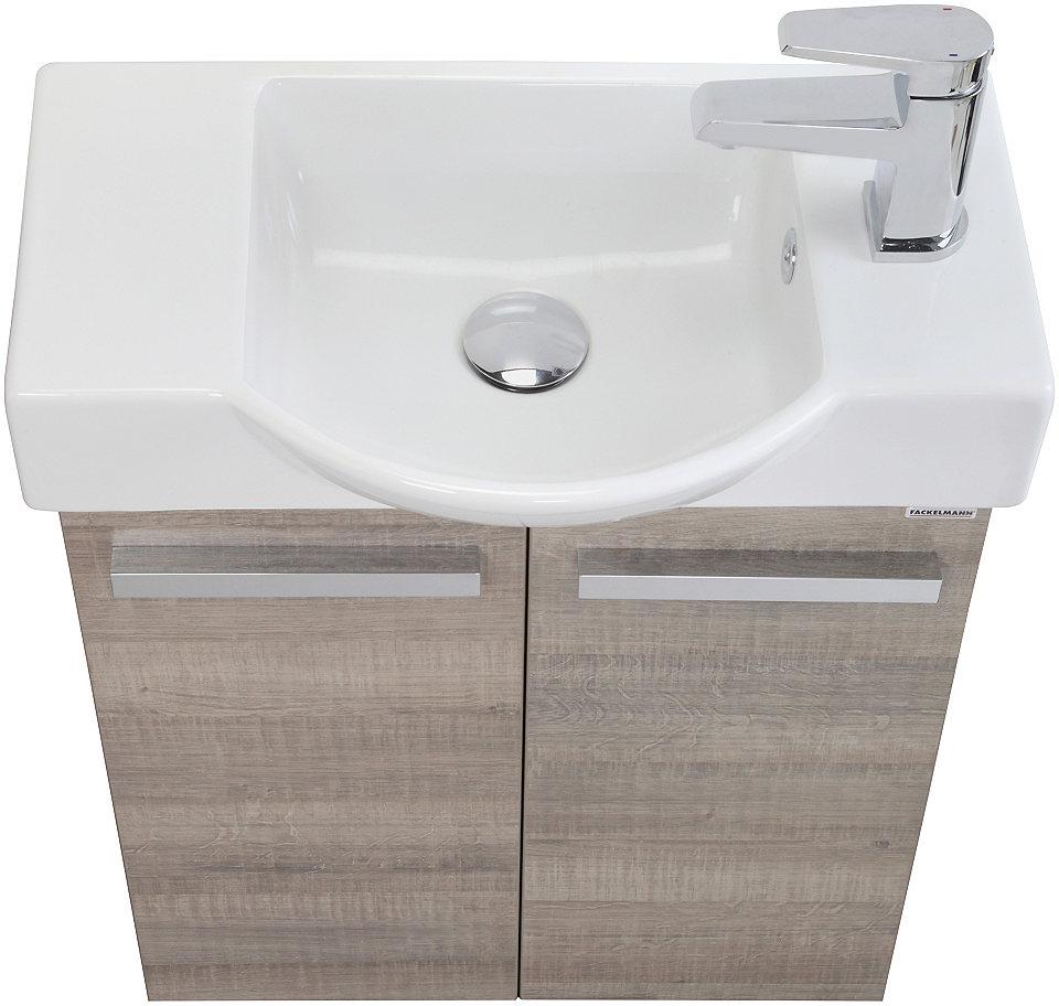 fackelmann waschtisch a vero breite 54 5 cm tiefe 32. Black Bedroom Furniture Sets. Home Design Ideas
