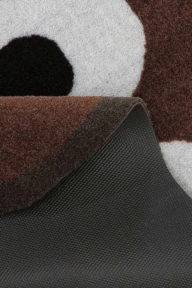 Teppich, Misthaufen, my home, »Emoji Misthaufen«, getuftet
