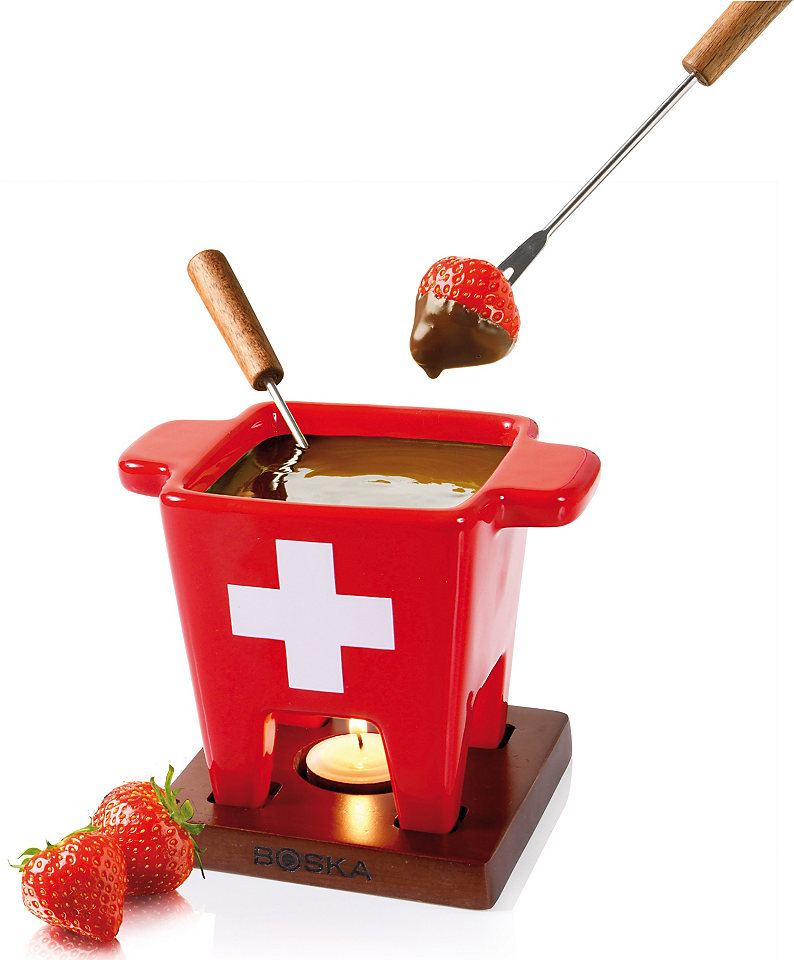 boska holland tapas fondue set 200 ml swiss online kaufen. Black Bedroom Furniture Sets. Home Design Ideas