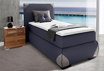 boxspringbett inkl topper und kissen online bestellen. Black Bedroom Furniture Sets. Home Design Ideas